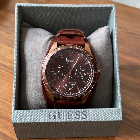 NEVER WORN AND BRAND NEW Guess watch!